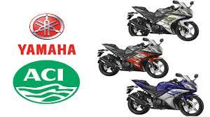 yamaha motorcycle in desh aci motors ltd fzs fi fazer v2 yamaha r15 v2 you