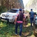 Incautaron una camioneta preparada para el tráfico ilegal en Capioví