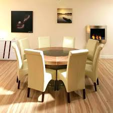 large round dining tables large round glass dining table seats 8 interior inch round dining table