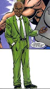 Duane Freeman (Avengers supporting character)