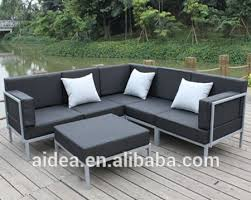 Contemporary Kitchen Powder Coated Steel Porcelain Outdoor Powder Coated Outdoor Furniture
