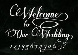 第二弾招待状や席札など結婚式準備に役立つ無料でdlできるオシャレな