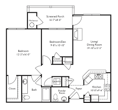 Floor Plans For Retirement Homes Looks Wheelchairaccessible - Handicap accessible bathroom floor plans