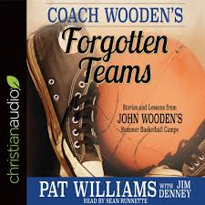 stories and lessons from john wooden s summer basketball camps