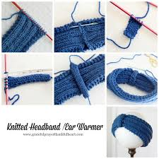 Ear Warmer Headband Knitting Pattern Awesome Inspiration