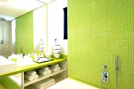 lime green bath rug contour designs
