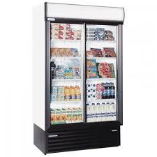 products 690 single hinged door fridge