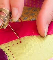 17 Best images about hand quilting on Pinterest | Stitching, Quilt ... & Sarah Fielke's guide to hand quilting from her book Old Quilts New Life. Adamdwight.com