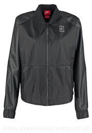 nike sportswear court er jacket black black lightweight jackets women s winter