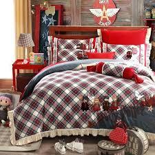 harry potter distressed hogwarts crest full queen comforter bedding set single bed duvet cover plaid kids harry potter bedding set