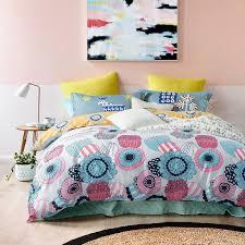 fashion style bedding sets pcs twin single double queen size cotton font b duvet b