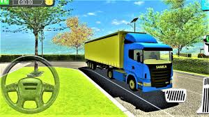 Delivery Truck Driver Simulator Best Android Gameplay Hd 2 Youtube