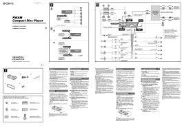 sony cdx l600x wiring diagram boulderrail org Sony Cd Wiring Diagram sony xplod stereo wiring schematic diagram and pleasing cdx sony xplod cd player wiring diagram