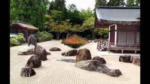 Japanese Rock Garden Stunning Japanese Rock Garden Youtube