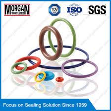 Jisb2401 As568 Bs1516 Standard Nbr Fkm Ptfe Pu Silicone Rubber O Ring