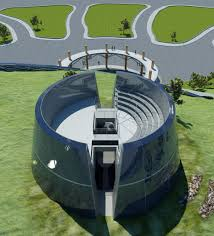 Международный конкурс на ландшафтно архитектурную концепцию  Международный центр Олонхо Дипломная работа М Колодезникова АГИИК
