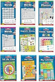 Fiesta Crafts Star Chart Details About Magnetic Charts For Words Money Time Time Tables Calendar Star Fiesta Crafts