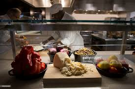 google inc office. Cooks Prepare Food For A Reception At The Google Inc. Office In Washington, D.C. Inc