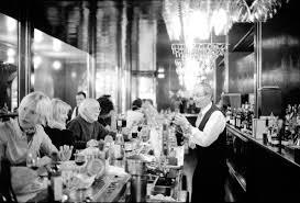 busy restaurant scene. Busy Restaurant Scene