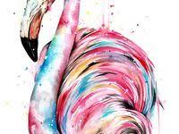 Картины: лучшие изображения (12) | Картины, Розовые ...