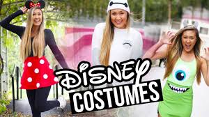 Disney Costume Ideas Diy Disney Pixar Halloween Costumes Baymax Minnie Monsters Inc