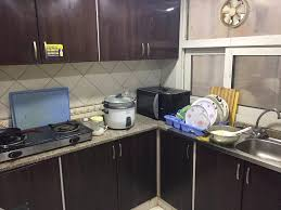 Semi Furnished 1 Bhk Flat For Rent In National Paints Sharjah