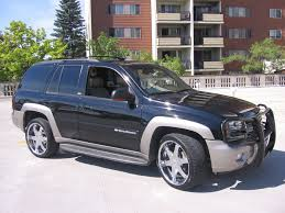 Sellermaximus 2002 Chevrolet TrailBlazer Specs, Photos ...