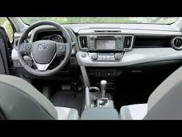 2014 Toyota RAV4 Interior Review  YouTube