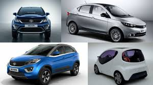 tata new car releaseTata Motors to launch 5 new vehicles in 201718 all you need to know