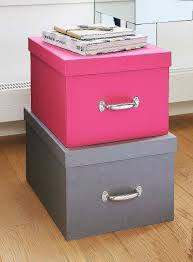 Document Boxes Decorative Document Storage Boxes With Lids 78