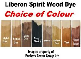 Liberon Palette Wood Dye Colour Chart Details About Liberon Spirit Wood Dye Wood Stain For Hardwood Softwood Colour Choice 250ml