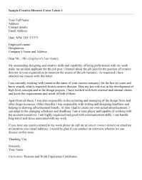 Best Ideas Of Art Director Cover Letter Example Job And Resume