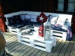 pallets garden furniture. Outdoor Furniture From Pallets Garden Made With Wooden .