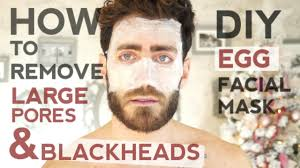 how to remove blackheads and tighten pores diy mask