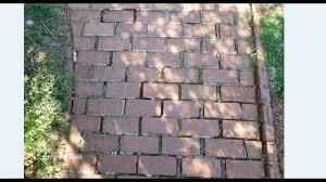 Brick Walkway Patterns Interesting Watch This Video Before Building A Brick Walkway Landscaping Tips