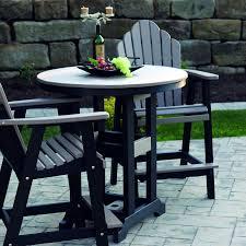 Berlin Gardens Garden Classic 38 In Round Bar Table
