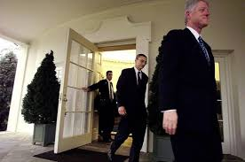 Wikileaks office Building Doug Band And John Podesta Leave The Oval Office On Bill Clintons Last Day As President Bbccom 18 Revelations From Wikileaks Hacked Clinton Emails Bbc News