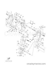 Bracket 1 2009 yamaha outboard 50hp 50tlr crowley marine challenger wiring diagram 2009 yamaha outboard 50hp