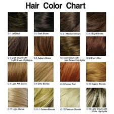 Copper Brown Hair Color Chart Pin On Hair