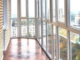 Остекление балконов в Челябинске