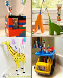 easy to do fun bathroom diy projects for kids 2