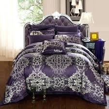 purple comforter sets with matching curtains king size bedroom white iron little girls bed using bedding purple comforter sets
