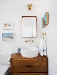 bathroom sink furniture. Emily-henderson-guest-bathroom-redesign-reveal-after-photos- Bathroom Sink Furniture