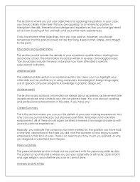 Cover Letter Format Resume