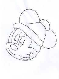 Disegni Disney Di Natale