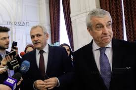 Image result for Tariceanu si Dragnea poze