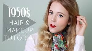 womens 1950s makeup hair and makeup artist handbook