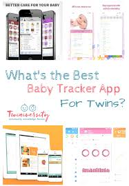 Infant Tracker Whats The Best Baby Tracker App For Twins Twiniversity