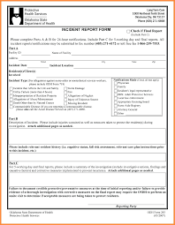 Itil Incident Report Form Template Word 1920x2483 Free