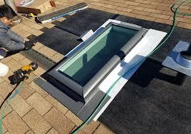 gonzalesroofingmiddletownnyroofrepairskylightinstallation how much to install skylight20